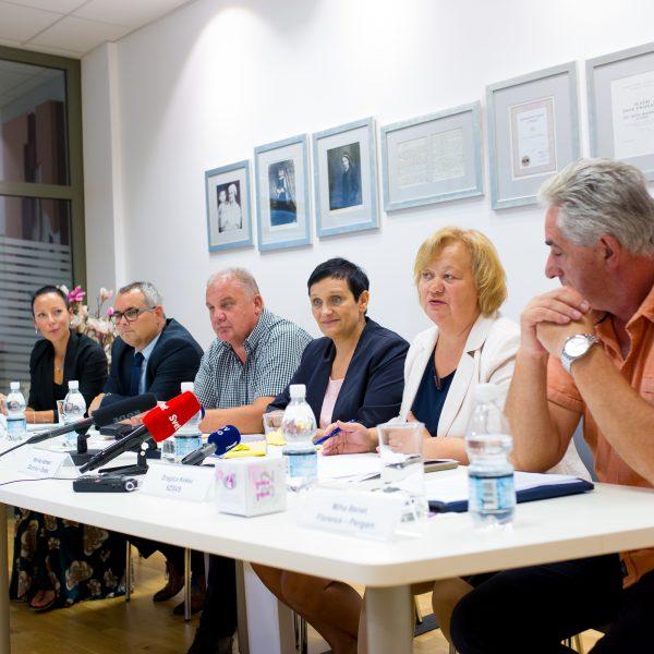 Konferenca za novinarje 12.9.2018